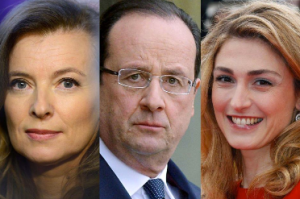 Francoise Hollande Affair