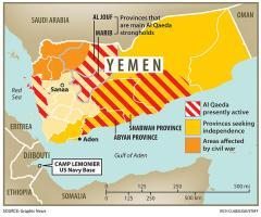 HoD Sana'a Map