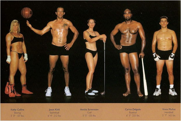 Athlete Bodies